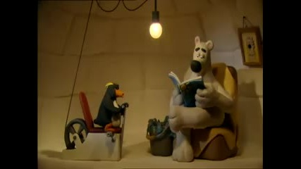 Животните спасяват планетата - Мечка и Пингвин