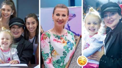 Голямо щастие за Илиана Раева - внучката ѝ стана на 3 годинки! Вижте кадри от партито!