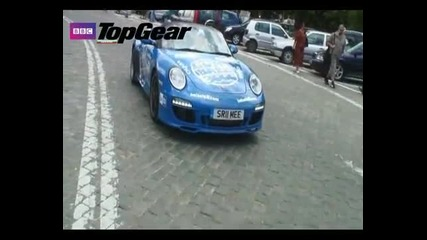 Gumball 3000 през очите на Topgear (видео) – Bbc Topgear България