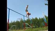 Bogdan - тренировка