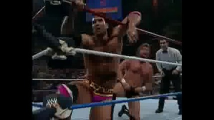 WWE Vintage Collection 08: Ted Dibiase Vs. Razor Ramon