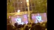 Tose Proeski, Skopje plostad Makedonija 5.10.09