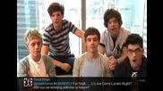 Превод: One Direction отговарят на въпроси част 3