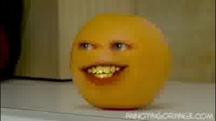 Annoying Orange Lady Pasta