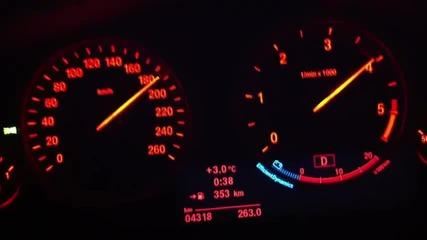Bmw ускорява от 0 - 220 kmh! с чип от Mspeed Gmbh Кьолн