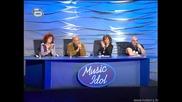 Елена, Мария и Ясен продължават за 2 - ри път - music idol 2 - 18.03.08 HQ