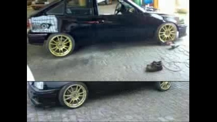 Opel Kadett E Gsi 16v Turbo Tuning
