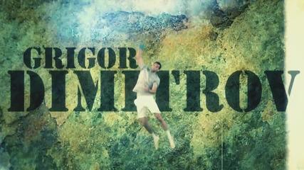 H D Видео на А Т Р за Григор Димитров - Grigor Ready For Prime Time