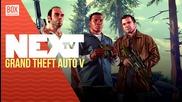 NEXTTV 032: GTA V Ревю