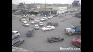 Кръстовище Без Светофар
