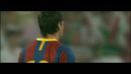 Лионел Меси носителя на златната топка за 2010 - 2011