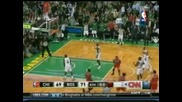 """""""Бостън"""" победи """"Чикаго"""" в един от най–слабо  резултатните мачове в НБА"""