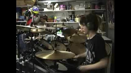 Slipknot Sic (drum Cover)