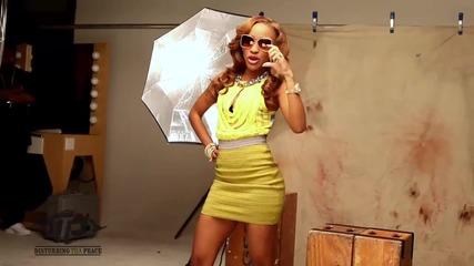 Зас Кулисите ! Ludacris ft. Diamond, Trina & Eve - My Chick Bad ( Remix )