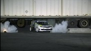 Кен Блок - Subaru Drift