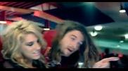 Ke$ha ft 3oh!3 - blah blah blah (official music video)