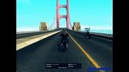 Gta Sa-mp - Съзтезание с рокерски мотори