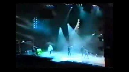 Michael Jackson - 05. Smooth Criminal (ARGENTINA 1993)