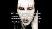 Marilyn Manson - Ka-boom, Ka-boom