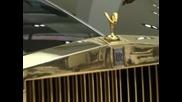 Луксозни автомобили бяха в центъра на вниманието на автосалона в Шанхай