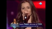 Лидия Стаматова (песен на чужд език) - Големите надежди 12-финал - 21.05.2014 г