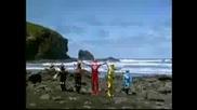 Power Rangers Ninja Storm Openings