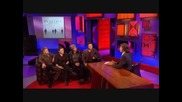 Westlife on Friday Night With Jonathan Ross - part 1