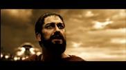 Бг Превод : Умри с чест - 300 & Manowar tribute * Die with honor * English Lyrics + субтитри [ hd ]