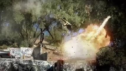 The Rocket Jump - Пародия
