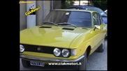 Fiat 128 Moretti Coupe