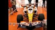 Булид От Формула 1 В Бургас