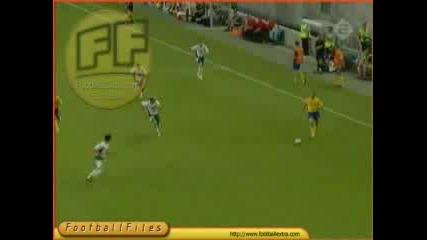 Sweden - Bulgaria (5 - 0) - Larsson