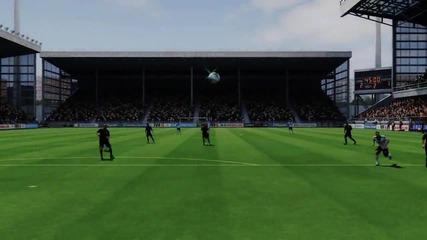 Fifa 14 | Бербатов бележи в собствен стил