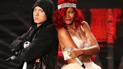 Н О В О !!! Rihanna feat. Eminem - Love The Way You Lie