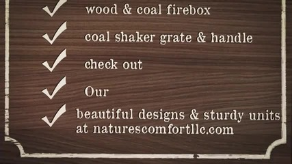 Best Outdoor Wood Furnaces and Boilers from Nature's Comfort Llc