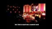 What A Wonderful World - Rod Stewart