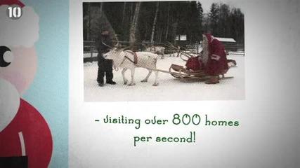 10 Необичайни факта за Коледа!