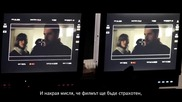 С лице надолу, Мейкинг / Face Down, Making of the movie