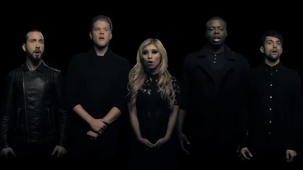 !new - Dance of the Sugar Plum Fairy - Pentatonix (official Video )