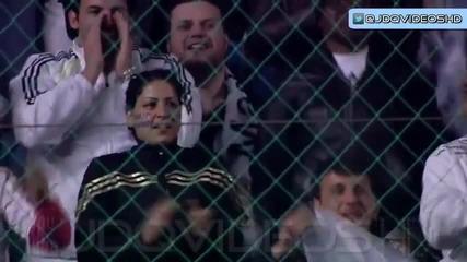 Апоел (никозия) 0-3 Реал Мадрид Шампионска Лига 27.03.2012