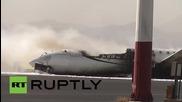 Йемен: Въздушни удари поразяват пътнически самолети, международно летище Сана