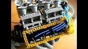 Работещ Lego V8 32 valve 32 клапанов двигател
