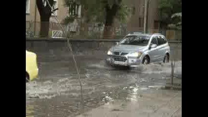 Наводнения В Пловдив 2