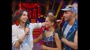 Dancing Stars - Симона Пейчева и Наско диско(29.04.2014г.)