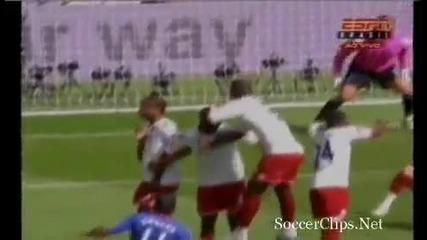 Chelsea 1 - 0 Portsmouth (drogba)