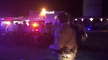 USA: 4 arrested at protest against police killings in El Cajon, California