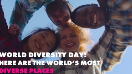 Diversity winners: The businesses, countries and cities