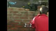 Нешоуто на Нед:шляпане с механизирана мухотрепачка за 2лв Смях 16.11.08
