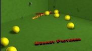 Подскачащи топчета - Тест