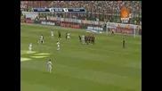 Милан - Рома 2:3 Гол На Рийзе